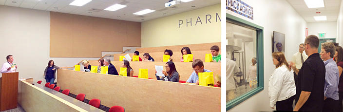 Pharmavite Provides Education Program for Pharmacy Students at