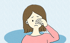 Do you have the symptoms of dry eye?