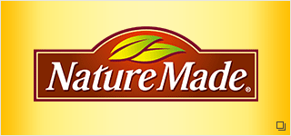 Product Site of Nature Made (Japanese)